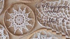 crochet crochet paso a paso Free idea How To Start Knitting, Learn To Crochet, Amigurumi For Beginners, Crochet Videos, Amigurumi Doll, Doilies, Crochet Flowers, Dream Catcher, To My Daughter