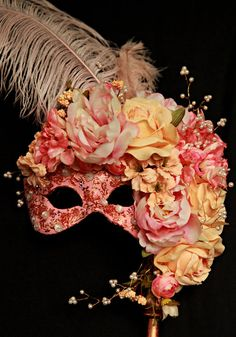 Marie Antionette Mask