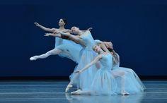 Boston ballet in Serenade by © Dave Morgan - Ballet, балет, Ballett, Bailarina, Ballerina, Балерина, Ballarina, Dancer, Dance, Danse, Danza, Танцуйте, Dancing
