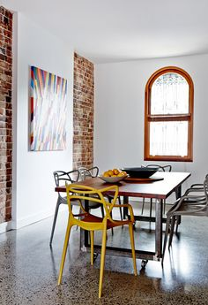 Polished concrete (with or without aggregate) is so seldom used within…