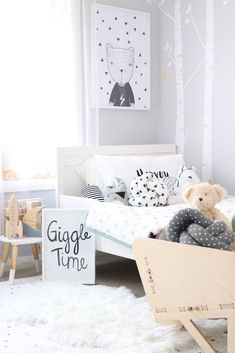 Inspiration from instagram - K E L L Y @myscandistyle - blue, black and white, boys room ideas, grey, Scandinavian style, design kids room ideas, nursery