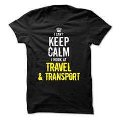 SPECIAL - I CANT KEEP CALM, I WORK AT TRAVEL