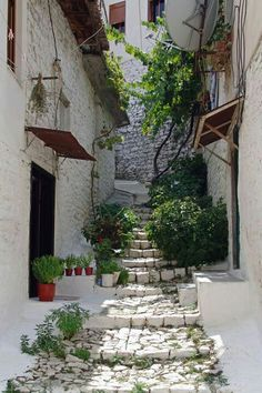 Berat, Albania.  Berat is a town located in south-central Albania and the capital of both the District of Berat and the larger County of Berat.  In July 2008, the old town (Mangalem district) was inscribed on the UNESCO World Heritage List.