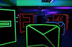 Resultado de imagen de laser scenario