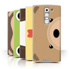 STUFF4 Phone Case/Back Cover for LG G4c/H525N /Animal Stitch Effect