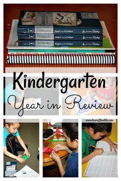 Kindergarten Year in Review