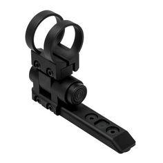 """KeyMod 1"""" Extended Ring Mount - Modular, Black"""