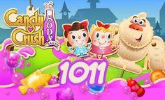Candy Crush Soda Saga Level 1011