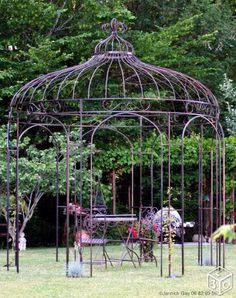 gloriette kiosque jardin