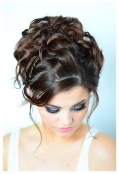 African American. Black Bride. Wedding Hair. Natural Hairstyles. wedding hairstyles for long hair 2013 - Google Search