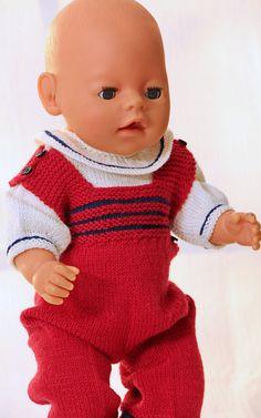 Puppenkleidung stricken kostenlos | Puppenkleider stricken anleitung gratis