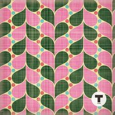 No.1045 Dec 272017 #turbo1019 #patterndesign #pattern #design  #surfacepattern #textiledesign #textile #repeatpattern #graphicdesign #illustration #vector #柄 #パターン #模様  #heart #ハート ##turbo10191045