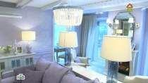 Дачный ответ / Образ павлово-посадского платка в гостиной