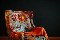 Award winning designer wallpapers and fabric designs – Blackpop