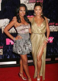 famous black sisters - Google Search Beyoncé and Solange Knowles