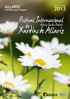 Para os que estén pensando que facer na Ponte das Letras Galegas, aconsellamos a visita ao Festival Internacional de Xardíns de Allariz, que abre as súas portas no serán do día 17 de maio.