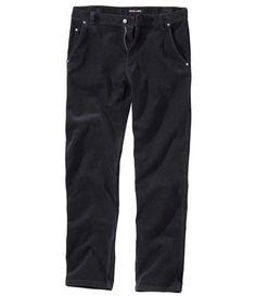 Pantalon Velours Stretch #atlasformen #avis #discount #shopping