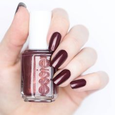 This holiday season, we're obsessing over this bronzed mahogany nail polish color from the essie winter 2016 collection called 'ready to boa' -- slip into this color for a festive manicure this season! Shop it here: http://www.essie.com/Colors/metallics/ready-to-boa.aspx