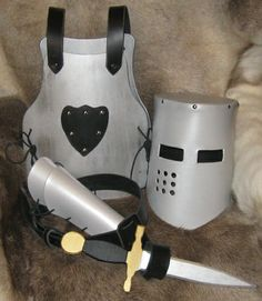 Child's Arms & Armour