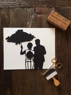 Excited to share the latest addition to my #etsy shop: Wedding Silhouette Wall Art - First Anniversary Paper Gift - Custom Silhouette Portrait - Silhouette Picture - Bridal Gift - Silhouette Pictures, Silhouette Portrait, Silhouette Art, First Anniversary Paper, Marriage Gifts, Wedding Silhouette, Diy Projects For Beginners, Glue Crafts, Subtle Textures