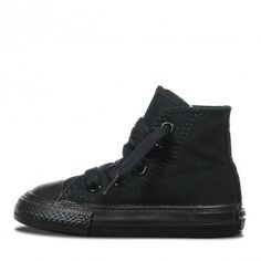 Converse Infant CT High Top Black Mono 7S121 by Converse | Junior Kids Store