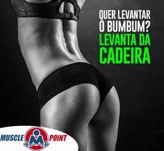 Seja a inspiração que você tanto deseja #MusclePoint #Atitude