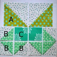 Sew Me Something Good: Make a Butterfly Block Tutorial