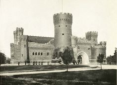 Old Armory (where the Wexner Center for the Arts now sits)