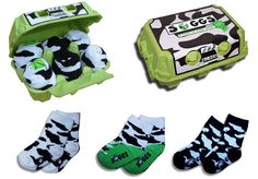One more for you Giovanna Mastrocola. Cool socks and #packaging. PD