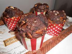 Mrs Anglo's cakes: RECETA: MUFFINS DE CHOCOLATE Y NARANJA