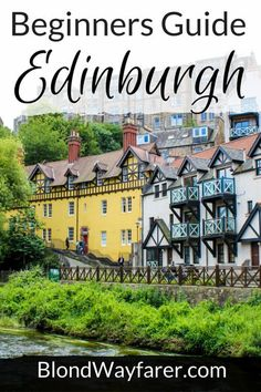 There are amazing things to do with an Edinburgh city break! Enjoy the Edinburgh City Break Guide! Backpacking Europe, Europe Travel Tips, European Travel, Travel Destinations, Holiday Destinations, Travelling Europe, Europe Packing, Travel Advice, Travel Ideas