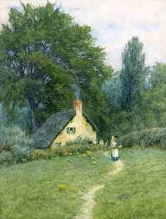 helen allingham painting