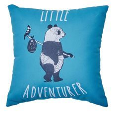 Living & Co Kids' Cushion Little Adventure