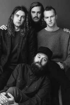 Judah and the Lion by Austin Lord - cannot wait to see these guys play in March! Sound Of Music, Live Music, Judah And The Lion, Major Models, Make Her Smile, Mayday Parade, Concert Photography, Her Music, My Favorite Music