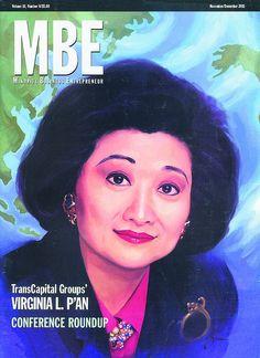 MBE Magazine November 2001 | #EPI #MBEmag #Entrepreneur #Procurement #SupplierDiversity