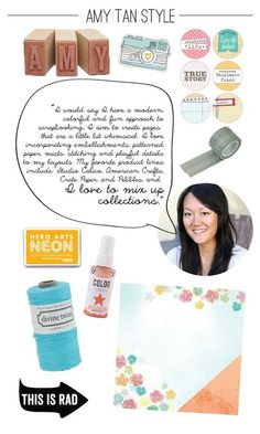 Amy Tan @Amy Lyons Tangerine style + product favorites