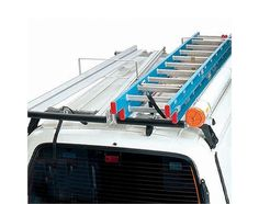 2.6MTR LADDER RAILS WITH 470 ROLLER