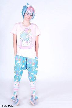 Fairy kei • boy • clothes