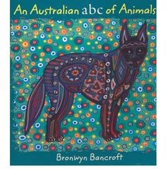 An Australian ABC of Animals is a lavishly illustrated alphabet book by well-known Aboriginal artist Bronwyn Bancroft. The book is both a delightful introduction to the alphabet, and a unique exploration of Australian wildlife - some familiar, others more unusual - as seen through the eyes of an indigenous artist. Aboriginal People, Aboriginal Artists, Australian Animals, Australian Artists, Australia Pictures, Aboriginal Dot Painting, Planet For Kids, Alphabet Book, Kindergarten Lessons