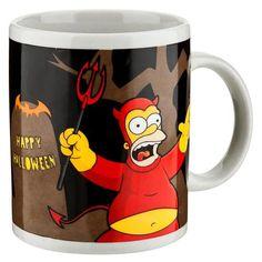 Simpsons Halloween Mug. I want it!