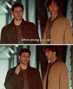 Supernatural. Season 1, Episode 1. The episode that started it all.