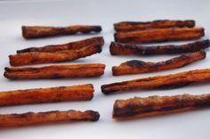 Day #67 Crispy Carrot Fries