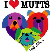 Mutts the best of all breeds!