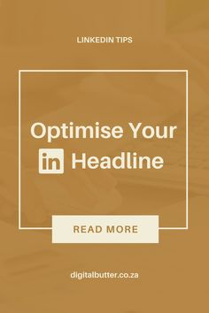Want to optimise your LinkedIn to increase your leads? The headline is one of the most important aspects to get right on LinkedIn but often the most ignored section. We share the exact formular that you can use to increase your business. #LinkedIntips #LinkedInmarketing #LinkedIn #marketingtips #socialmediatips #socialmediamarketing #socialmediatools Content Marketing Strategy, Small Business Marketing, Business Tips, Social Media Marketing, Online Business, Social Media Tips, How To Get, Web Design, Designers