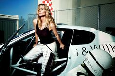 Maserati Heidi Klum Model Sports Illustrated Beyond the Swimsuit