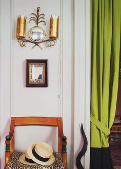 {décor inspiration | at home with : adam charlap hyman, brooklyn} by {this is glamorous}, via Flickr
