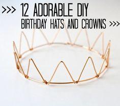 10+Adorable+Birthday+DIYs