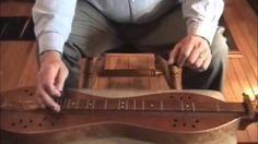 dulcimer chord shapes - YouTube