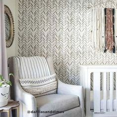 Large collection of Wallpaper stencils! Reusable stencils are perfect for accent walls, the entire room, furniture or stenciled curtains. Save money with Wall stencils! Large Wall Stencil, Stencil Painting On Walls, Stenciling Walls, Large Stencils, Wallpaper Stencil, Pattern Wallpaper, Hand Painted Wallpaper, Bathroom Wallpaper, Accent Wallpaper