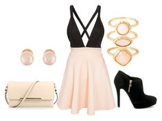 """""""Untitled #8"""" by ado-duda ❤ liked on Polyvore featuring Club L, MICHAEL Michael Kors, Christian Louboutin, Accessorize and Kenneth Jay Lane"""